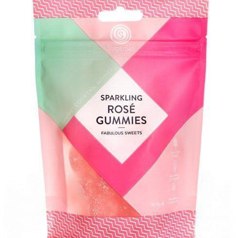 SPARKLING ROSE GUMMIES