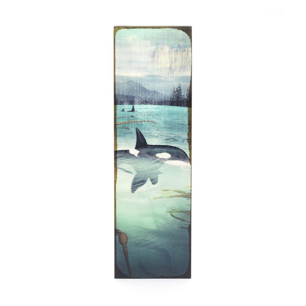 ORCA SPRAY - TIMBER ART