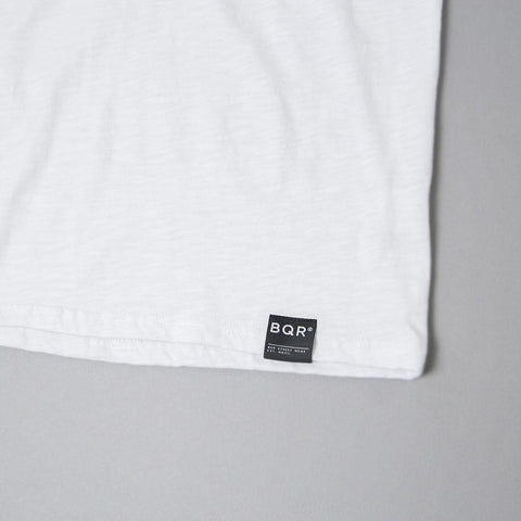 bqr pocket vest white
