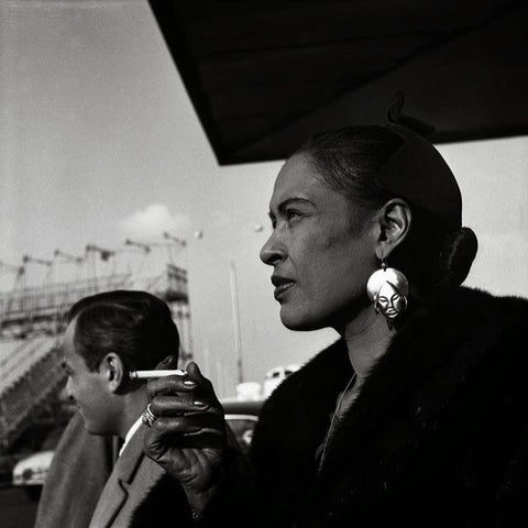 Billie Holiday, 1958