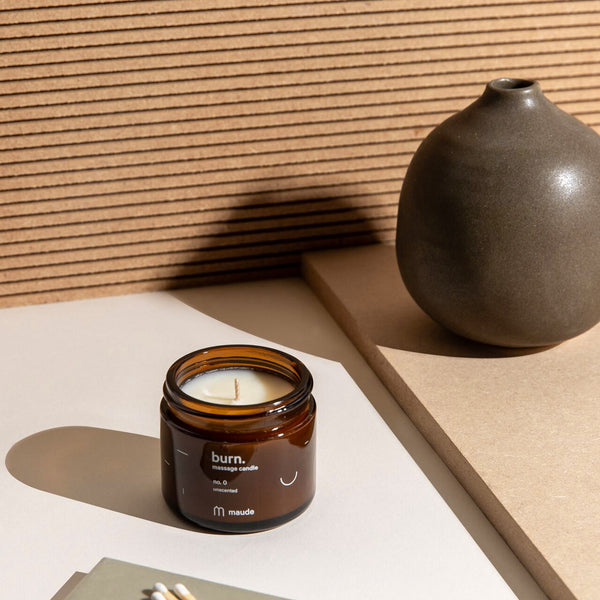 massage candle