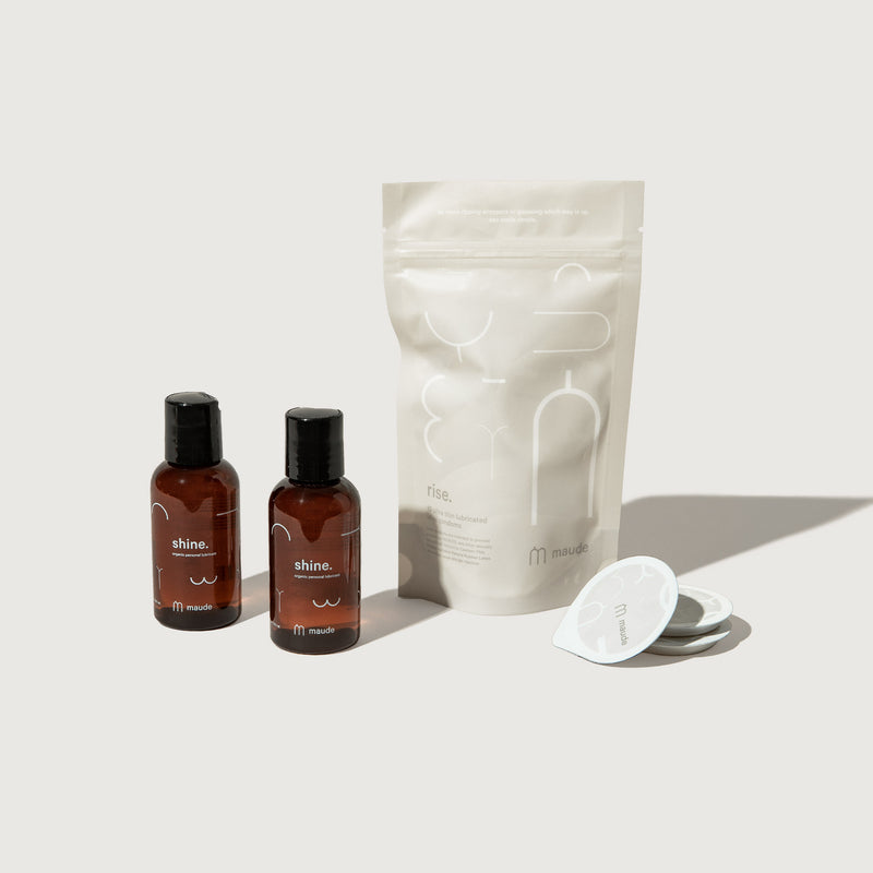 travel kit#Shine Type_organic