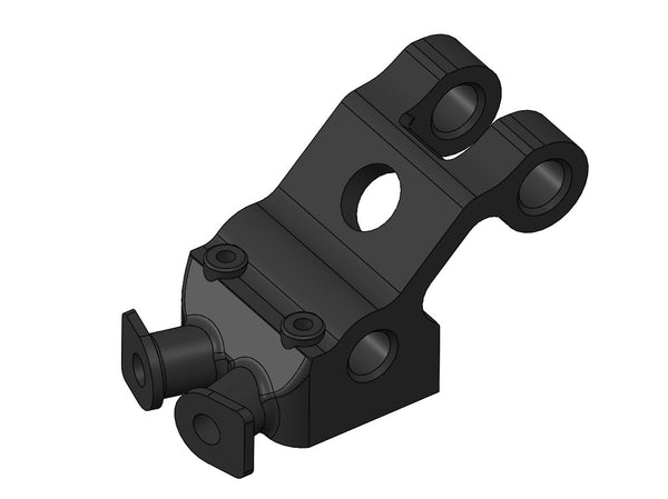 Spare Cage Mount Block (Raging Droner 5R)
