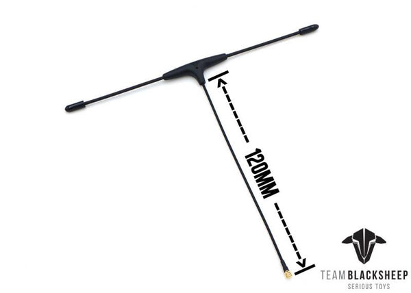 TBS Crossfire Immortal T Antenna V2 - Extended