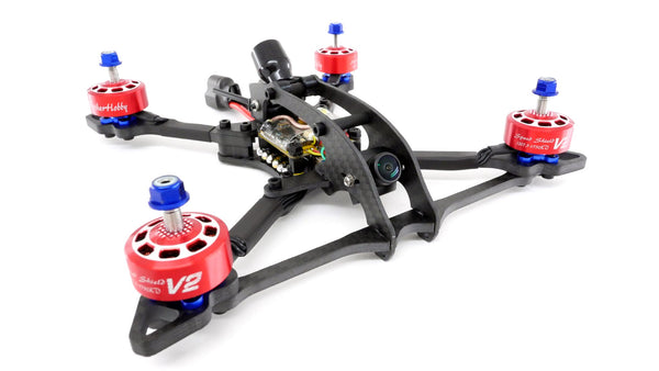 RAGING DRONER 5R FRAME (no canopy) - BACKORDERS ALLOWED