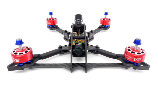 RAGING DRONER 5R FRAME (no canopy)