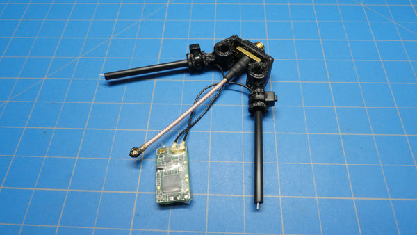 "SMA + RX Antenna Mount - SlamNasty 5"", 4"" and 3"""