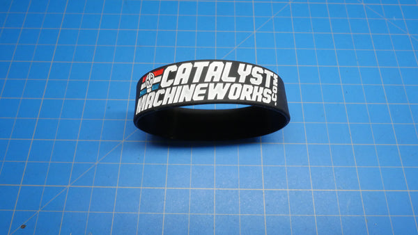 Catalyst Machineworks 'SlamNasty' Wrist Band