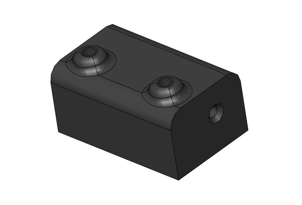 SPARE FRONT ATTACHMENT BULKHEAD - SMOOTH OPERATOR 5 INCH