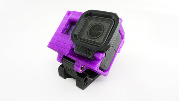 Universal Adjustable Hero Mount (Gopro 7 / Gopro 6)