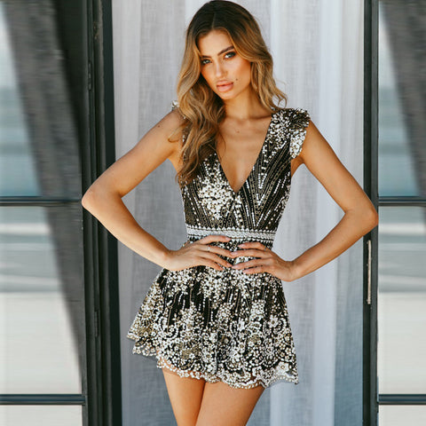 Ivy Rose Playsuit