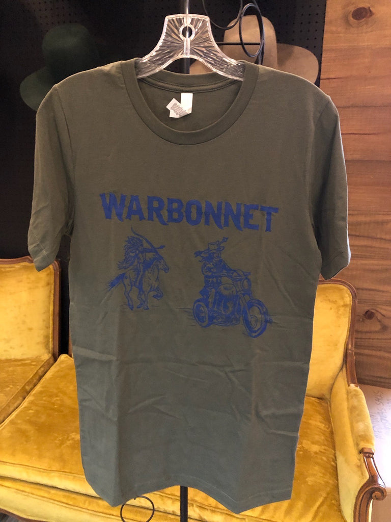 Warbonnet Graphic Tee