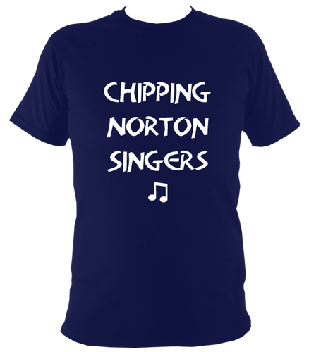 Chipping Norton Singers T shirt