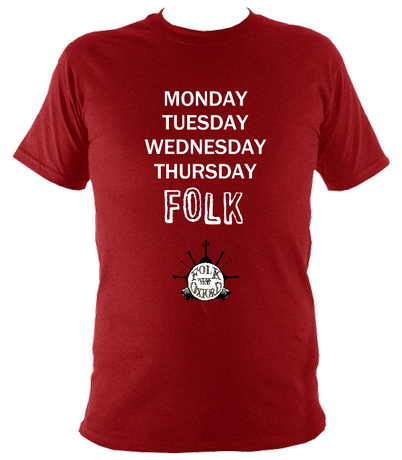 FOLK T shirt (with logo)
