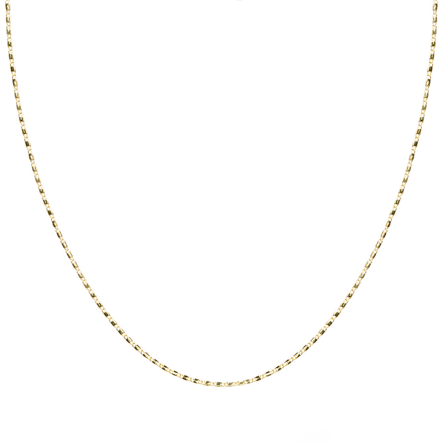 Singapore Gold Chain 19 inches