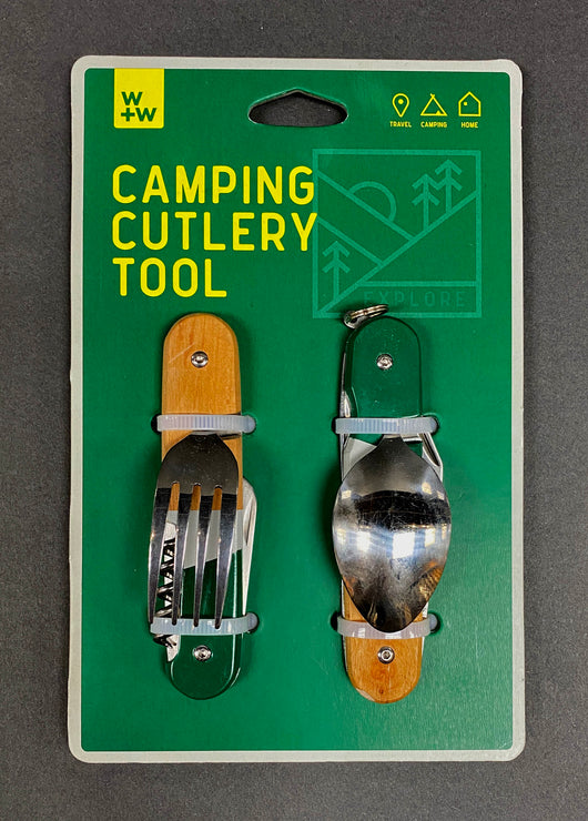Camping Cutlery Tool Set