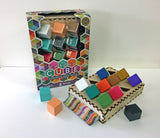Chroma Cube - a colorful logic puzzle