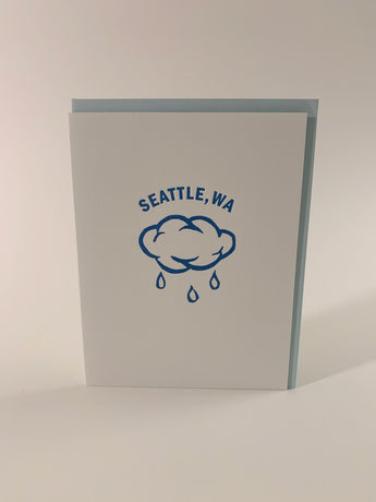 Seattle, Wa cloud card
