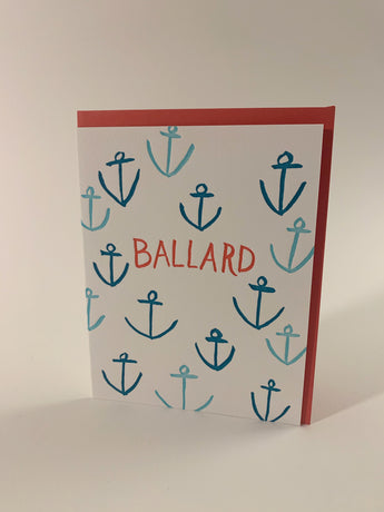 Ballard Anchors card