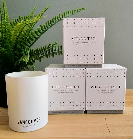 Vancouver Candle Co - 10 oz