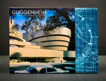 Guggenheim Double-sided Puzzle