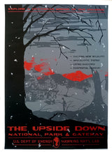 THE UPSIDE DOWN Print