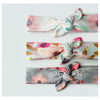 3 PC Combo - Organic Floral Top Knot Headbands