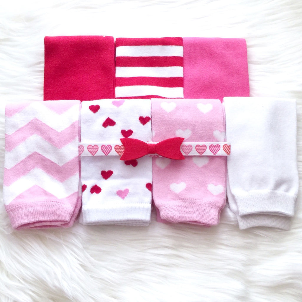 Pick ONE Valentine's Day Leg Warmers