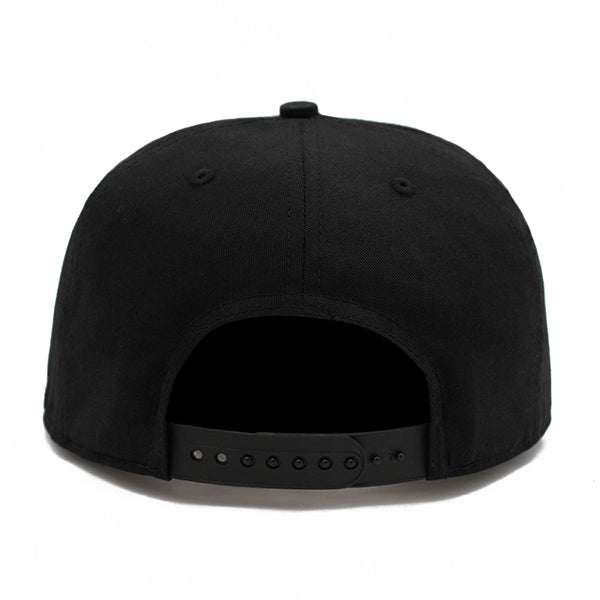 """Play All Day"" Black Kids Hat"