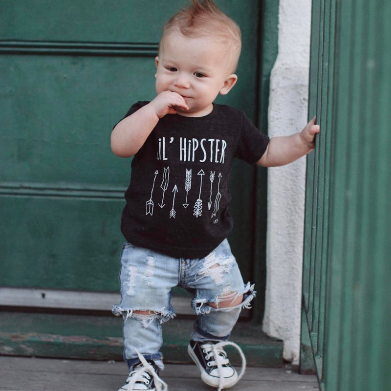"SALE ""Lil' Hipster"" T-Shirt"