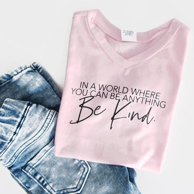"""Be Kind"