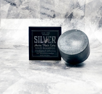 Silver Aura Solid Conditioner