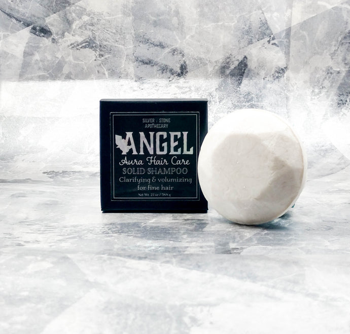Angel Aura Solid Shampoo