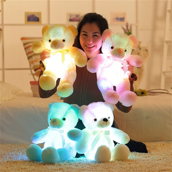 Leddy™ - The Beautiful LED Teddy