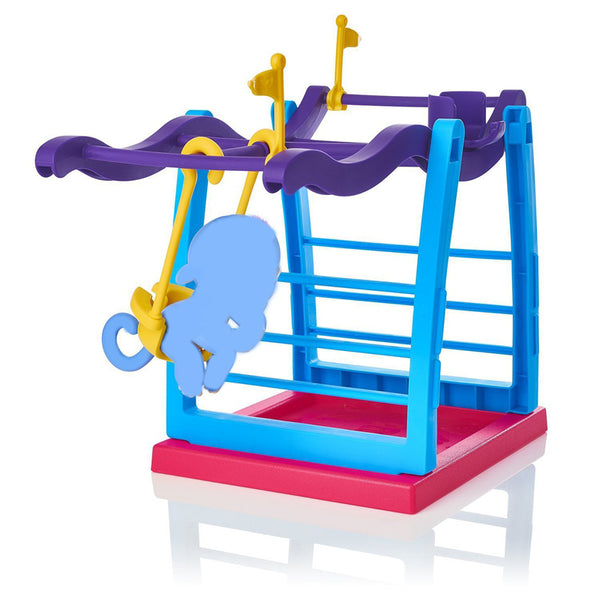 Finger Monkey Jungle Gym Climbing - Colorful Assembled Building Blocks