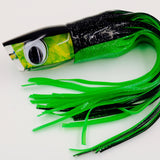 Koya Lures Medium 861 Mean Joe Green Doll Eyes