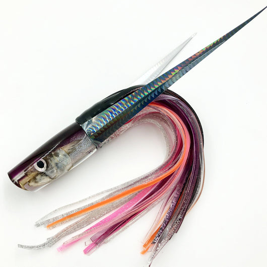 KC Lures Real Opelu Fish Head 9