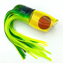 Koya Lures XL 861 Yellow Head Mahi Skirting
