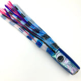 "Koya Lures Large Hard Head 14"" Royal and Ice Blue Oceanic Skirts"