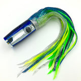"Koya Lures Medium Hardhead 12"" Glass Insert Evil Mahi"