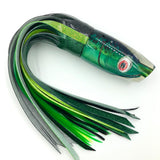 Joe Yee Super Plunger Niiyama Fish Head 2-Jet Scad Mackerel New