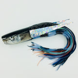 KC Lures Real Fish Head Super Plunger Masterpieces Series Black Top