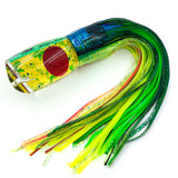 Legendary Lures Dragon Slayer Special Mahi Shell Insert Mahi Skirting
