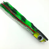 "Koya Lures Small Poi Dog 10"" Skirt Size Special Mean Joe Green Doll Eyes"
