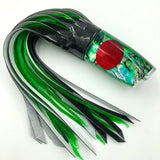 Legendary Lures Super Plunger Green Paua Vinyl