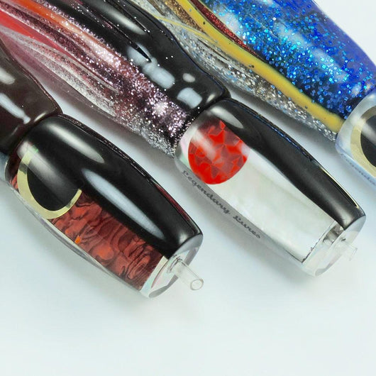 Legendary Lures Medium Ballistic Big Game Trolling Lure