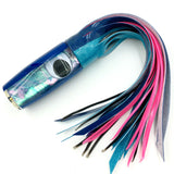 "Koya Lures Large Hard Head 14"" Royal and Ice Blue"