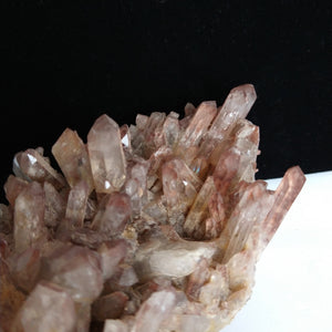 Tangerine Quartz Crystal Matrix no.205