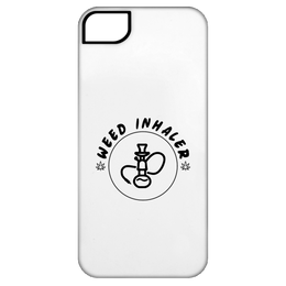 Weed Inhaler iPhone 5 Tough Case