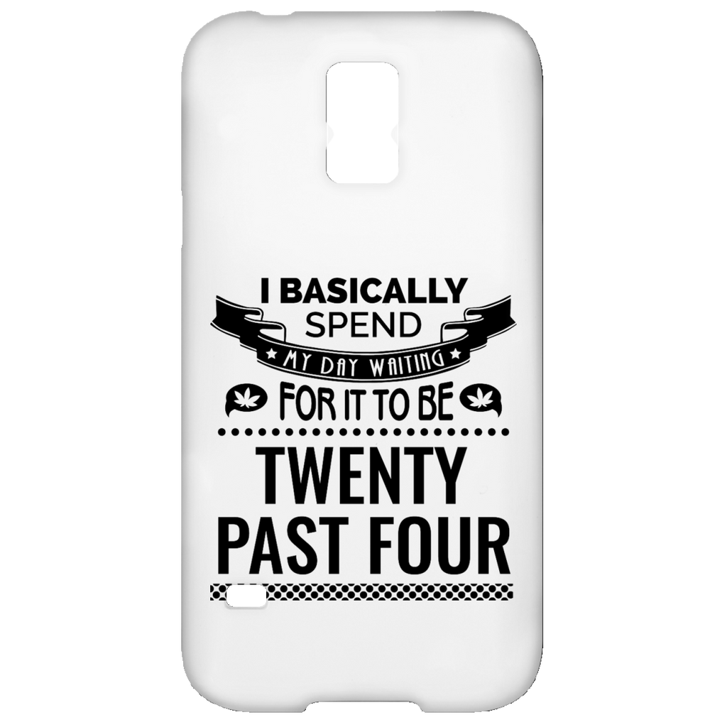 Waiting For 20 Past 4 Samsung Galaxy S5 Case